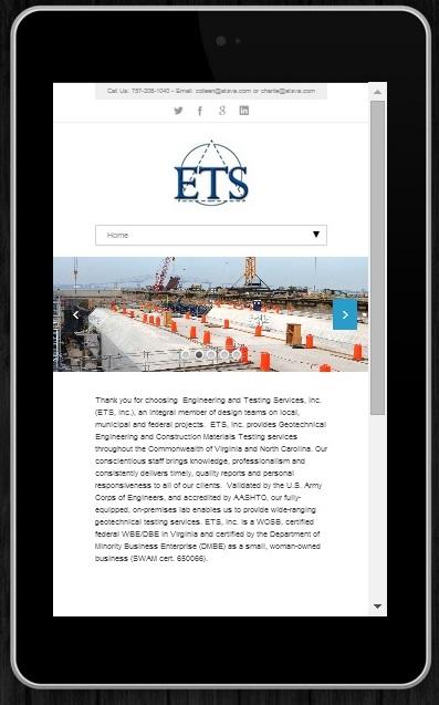 ETSVA mobile